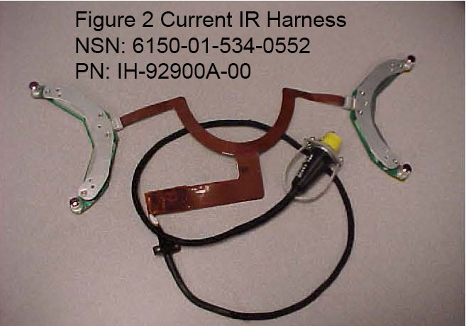 Picture of current or new Apache IR harness