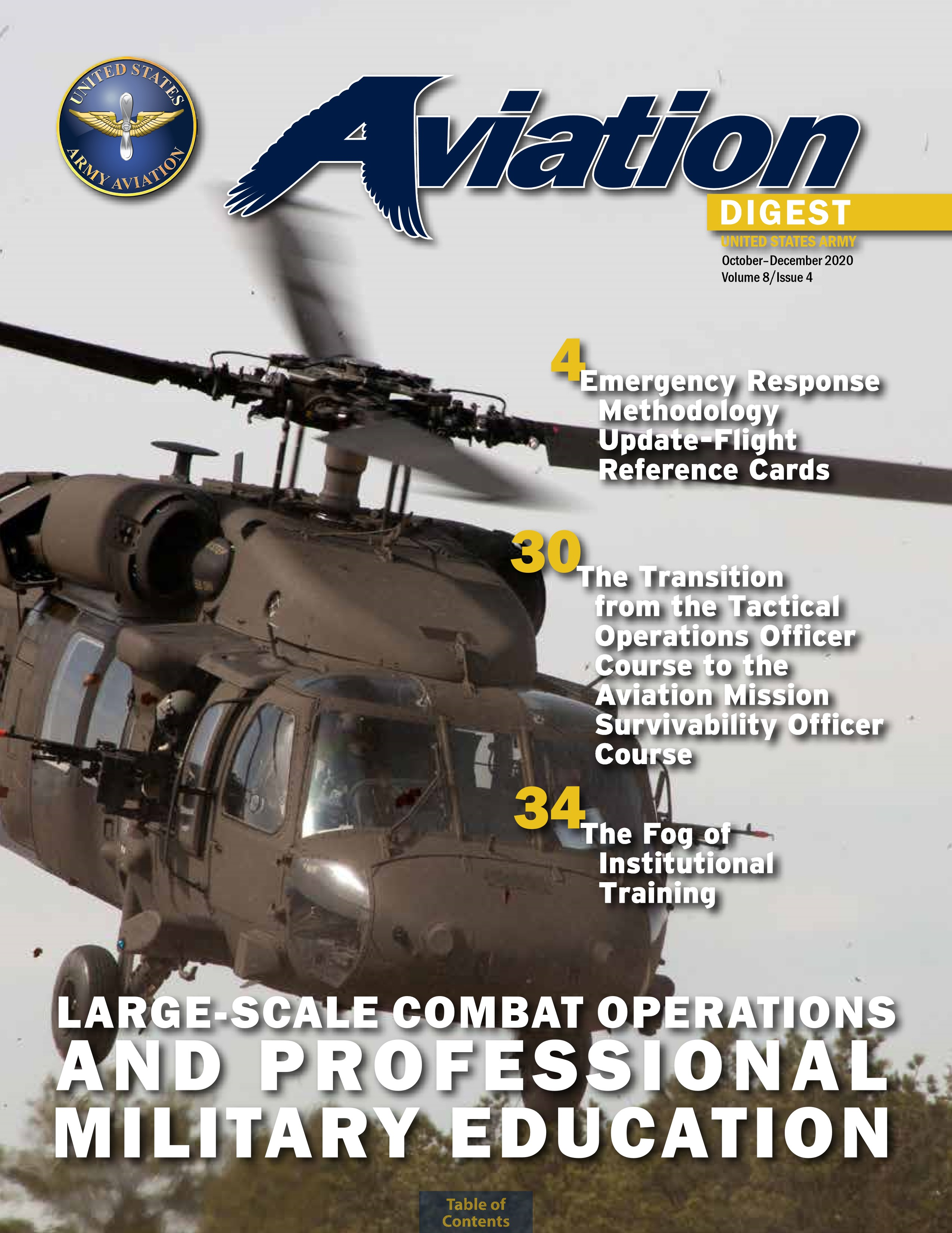 Aviation Digest Cover